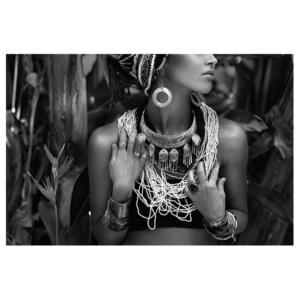 Akoestisch paneel - Woman Bohemian - HIP&STIJLVOL