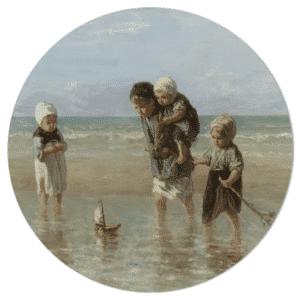 Muurcirkel - Kinderen der zee